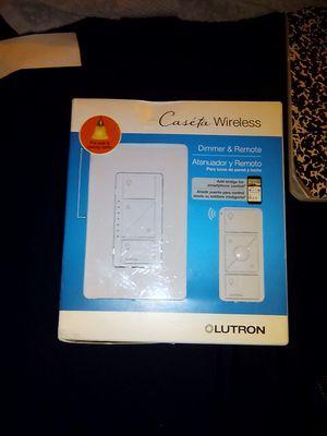 Lutron dimmer & Remote for Sale in Redondo Beach, CA