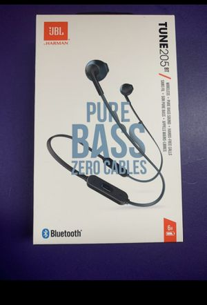 Jbl Bluetooth headphones for Sale in Durham, NC
