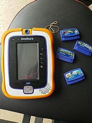 Innotab 3 tablet vtech for Sale in Austin, TX