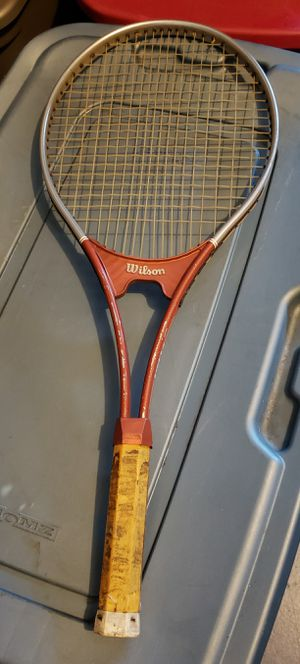 WILSON Tennis Racket for Sale in Wesley Chapel, FL