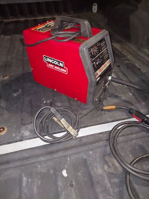 Lincoln arc welder weld-pak 100 for Sale in Madera, CA