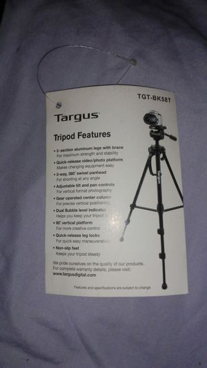 *BRAND NEW* Tri-Pod for digital camera for Sale in Columbus, OH