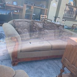 Sofa With Love Seat Set for Sale in North Las Vegas,  NV