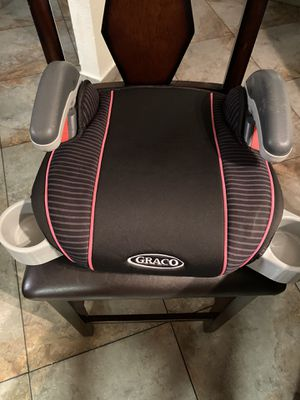 Graco car booster seat chair for child for Sale in Tulare, CA
