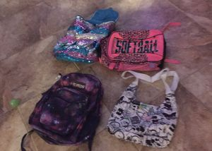 Backpacks and bags for Sale in Henderson, NV