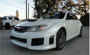2014 Subaru imprenza WRX AWD premium for Sale in San Antonio, TX
