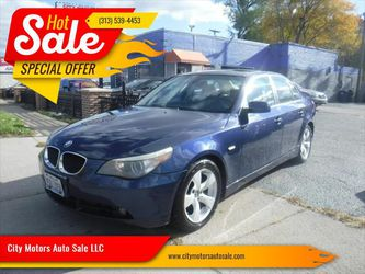 2004 BMW 5 Series for Sale in Redford Charter Township,  MI