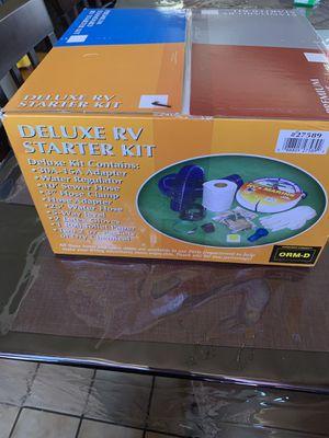 Deluxe Rv starter kit for Sale in San Jose, CA