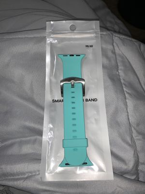 38mm Apple Watch Band Teal for Sale in New Port Richey, FL