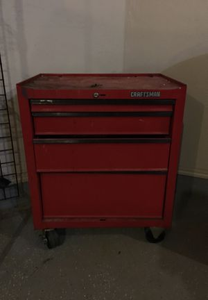 Tools and tool box for Sale in Arcadia, OK