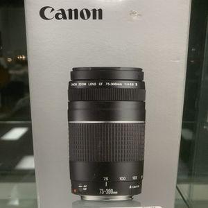 Canon - Lens - EF-75-300 for Sale in Phoenix, AZ