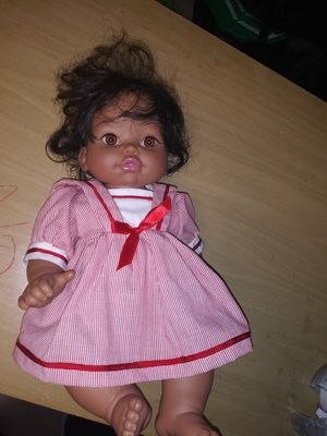 Porcelain baby doll for Sale in Dearborn Heights, MI