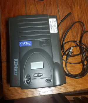 CPAP machine, low usage for Sale in San Diego, CA