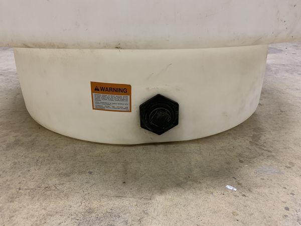 210 Gallon Pick Up Storage Tank