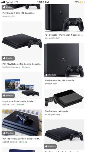 Any ps4 I would like to buy for Sale in Florissant, MO