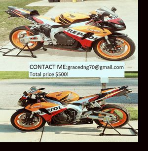 HondaCBR1000RR2OO7 for Sale in Hartford, CT