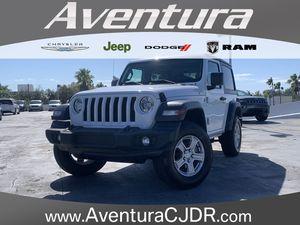 2020 Jeep Wrangler for Sale in North Miami Beach, FL