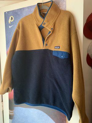 Patagonia Synchilla Men's Jacket Large for Sale in Fredericksburg, VA