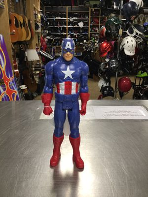 Captain America Figure for Sale in Matawan, NJ