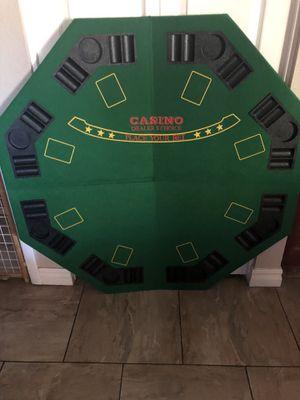 Card table 46 hexagon for Sale in Glendale, AZ