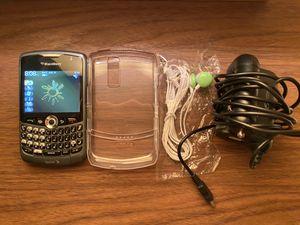 BlackBerry Curve 8330 - Gray Unlocked for Sale in Washington, DC