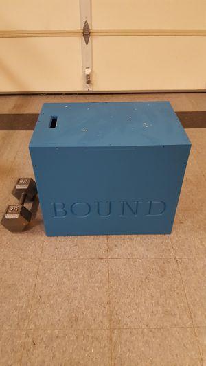 Bound jump box, crossfit box. for Sale in Santa Clarita, CA