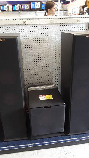 Home Stereo System Klipsch Set for Sale in Port St. Lucie, FL