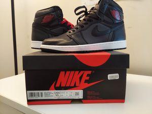 "Jordan 1s ""Black Gym Red"" for Sale in Duluth, GA"
