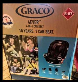 Brand new Graco 4ever Deluxe car seat for sale for Sale in El Cajon, CA