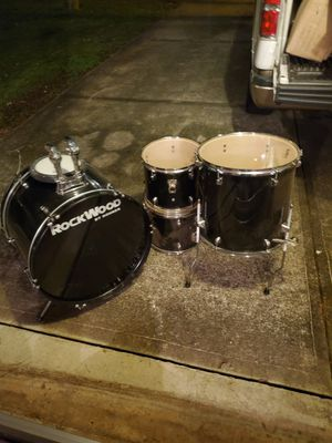 Rockwood Drum Set for Sale in Charlotte, NC