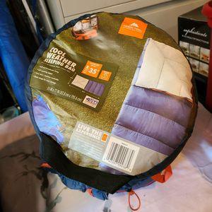 Ozark Trail 35° Sleeping Bag for Sale in Kent, WA