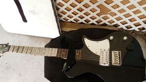 Electric guitar with bag for Sale in Lakeland, FL
