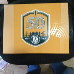 Oakland A's Season Ticket 50-year Box for Sale in Redwood City, CA