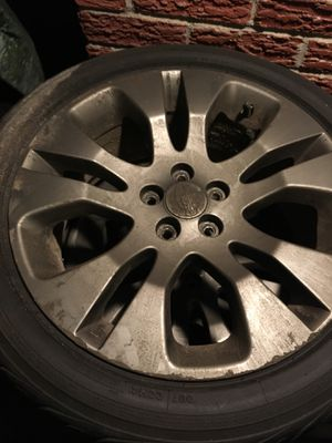 Stock subaru impreza wheels for Sale in Montezuma, CO