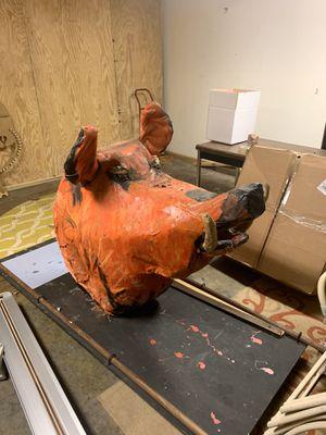 Boars head on platform for Sale in Virginia Beach, VA