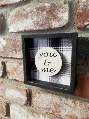 YOU & ME sign for Sale in Medford, OR