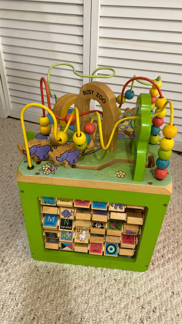 Baby Zoo Learning Kids Toy