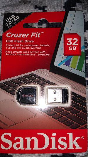 Sandisk 32gb usb flash drive for Sale in Burlington, WA