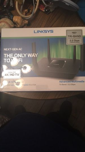 Linksys Gaming router PICK UP ONLY for Sale in Wahneta, FL