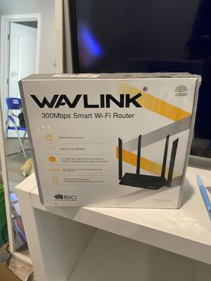 Brand new WiFi router for Sale in West Covina, CA