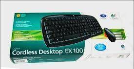 """Logitech Wireless 'NEW"""" USB Interface Standard 102 Keys Keyboard for Sale in Oldsmar, FL"""