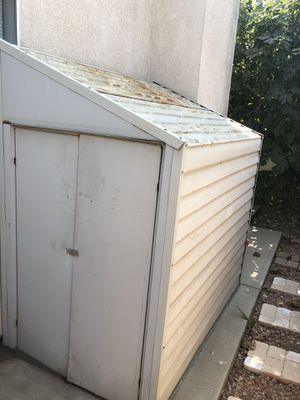 Aluminum Shed! for Sale in Fontana, CA