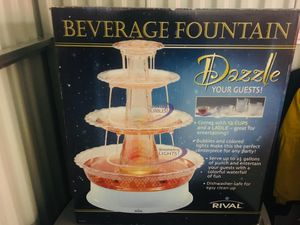 Beautiful beverage fountain for Sale in Greenwood Village, CO