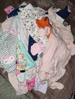 Babygirl Clothes../ Ropa De Bebe for Sale in Santa Ana,  CA