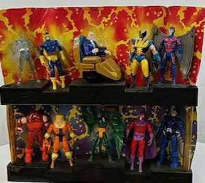 Uncanny X-Men Mutant Hall of Fame Set 1993 Vintage Marvel for Sale in San Jacinto, CA
