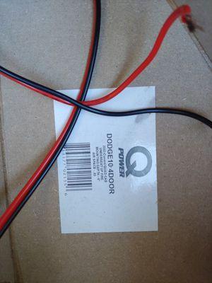 """2012 4 door dodge ram 10"""" speaker box for Sale in Hallsville, TX"""