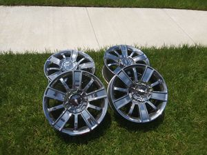 Very Used rims off a 2014 Chey High Country for Sale in Seffner, FL
