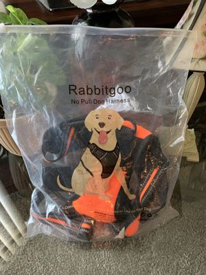 Brand new rabbitgoo dog harness for Sale in Elk Grove, CA