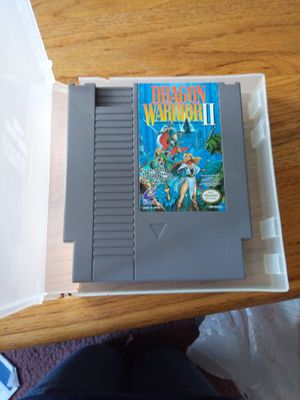 Dragon warrior 2 for Sale in Newark, OH