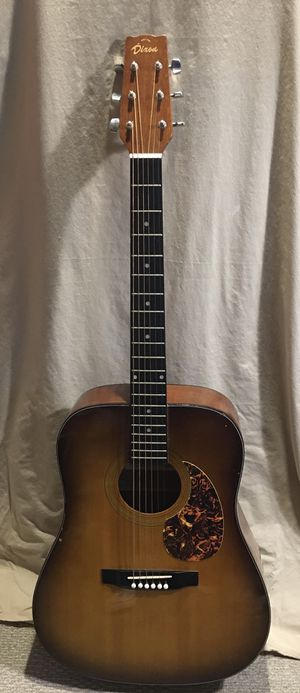 Dixon acoustic guitar for Sale in Berea, KY